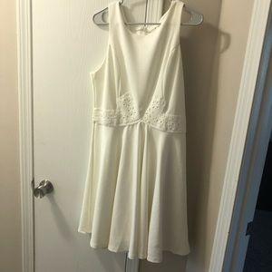 White Dress NWOT